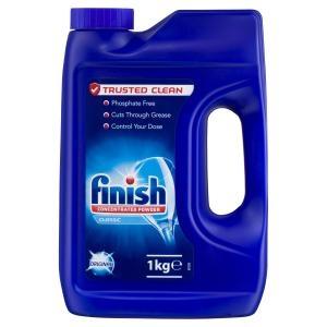 Finish Concentrated Powder Regular Fragrance 6 x 1kg per car