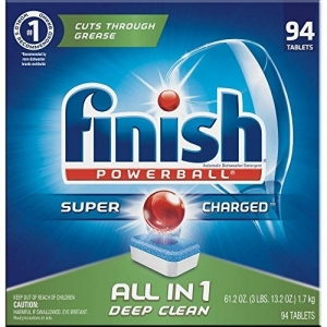 Finish All In 1 Max Lemon Tablets 94 X 3 Pkts - Click for more info