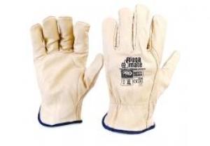 Riggamate Premium Cow Grain Rigger Glove Lge