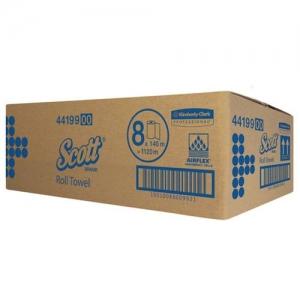 Scott Roll Towel 140Mt X 8 Rolls 135Mm Wide