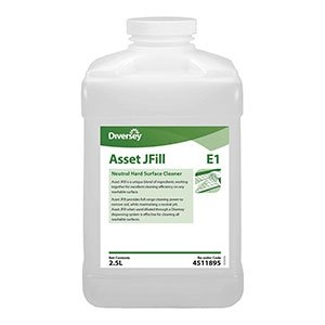 Asset J-Fill Neutral Hard Cleaner 2.5 Lt