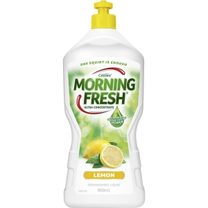 Morning Fresh D/Wash Liq Lemon 8 x 900ml - Click for more info