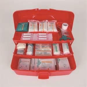 First Aid Kit 101 Piece - Click for more info