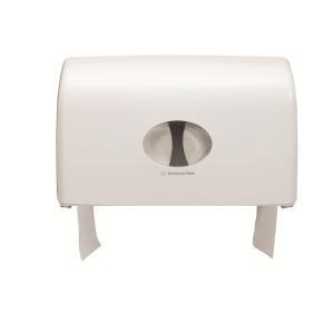 Kca Aquarius Double Jumbo Roll Dispenser
