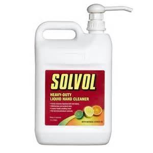 Solvol Citrus 2 X 4.5L Hand Cleaner