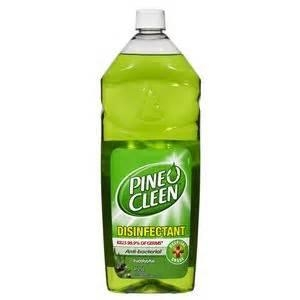 Pine O'Clean Lemon Lime 1.25ltr X 8 - Click for more info