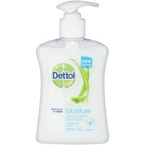 Dettol Antibac Aloe Vera & Vitamin E Pump 250Ml 6 Bottles - Click for more info