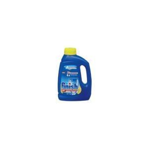 Finish Dishwasher Powder Lemon Concentrate 1kg 6 bottles - Click for more info