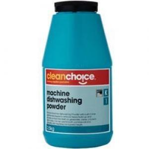 C/Choice Dishwash Pwdr 2.5Kg