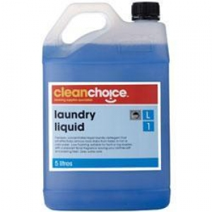**use 182401** C/Choice Laundry liquid 5lt - Click for more info