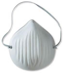 Dust Masks Pkt/50 - Click for more info