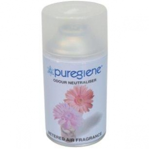 Puregiene Odour Neutraliser Metered Lemon - Click for more info