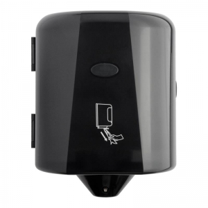 Alcohol Free Wipe Dispenser Black