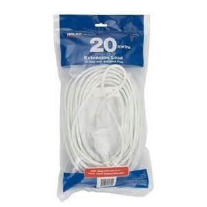 20M Extension Lead 10 Amp