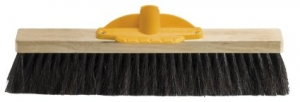 450Mm Sweep Deluxe All Hair Broom ( Head Only)
