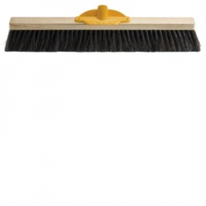 600Mm Smooth Sweep Deluxe Hair Blend Broom (Head Only)