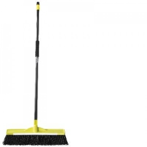 Extra Stiff Tradesman Broom Complete 450Mm - Click for more info
