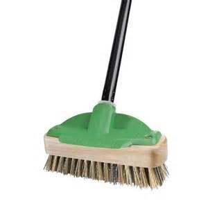 Oates Household Deck Scrub - Handled - Click for more info