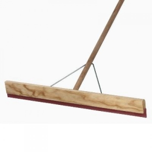 762mm Wood Floor Squeegee with Handle/Bkt - Click for more info