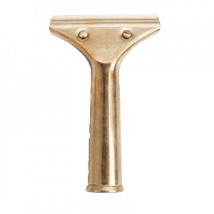 Brass Handle W130 X D30 X H30Mm - Click for more info