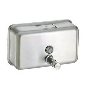 Soap Dispenser Horiz. St/St - Click for more info