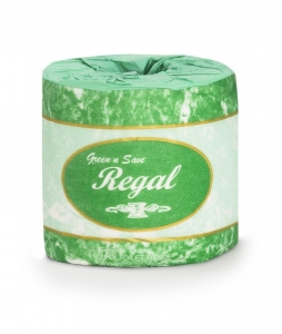 Green n Save Toilet Roll 2 ply 400 sheet 48 rolls - Click for more info