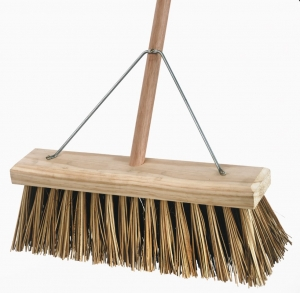 450Mm Bassine Cane-Front Yard Broom - Click for more info