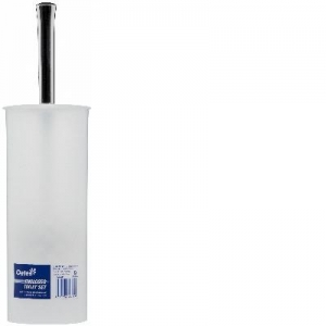 Oates Enclosed Toilet Brush Set - Click for more info