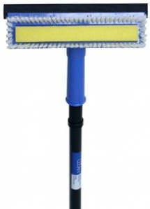20Cm Window Cleaner With Extension Handle - Click for more info
