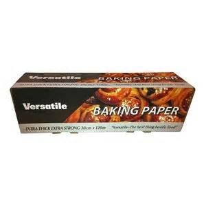 Premium Baking Paper Rolls 300Mm X 120M - Click for more info