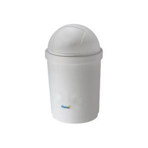 28 Ltr Domed Bin - White - Click for more info
