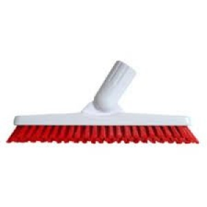 Hyg. Grd. Grout Brush-Red - Click for more info