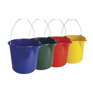 Oates Duraclean Super Bucket 12Ltr Blue