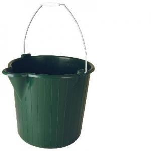 Oates Duraclean Super Bucket 12Ltr Green