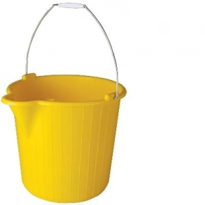 Oates  Super Bucket 12Ltr Yellow - DISCONTINUED