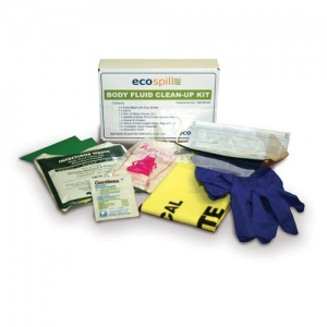 Ecospill Body Fluids Spill Clean Up Kit - Click for more info