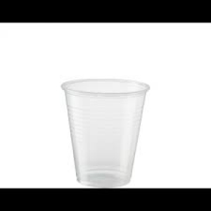 Eco-Smart 7oz 200ml Clear Plastic Cup 50/Sleeve 1000/Ctn - Click for more info
