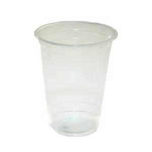 Beer Cup Pet 375ml 1000 / Ctn - Click for more info