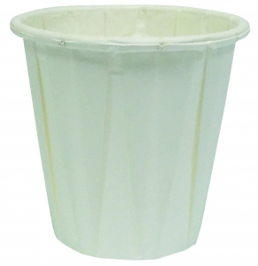 Pleated 450ml Paper Cold Water Cup 5000 / CTN - Click for more info