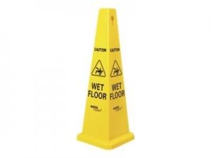 Oates Caution Wet Floor Cone Medium