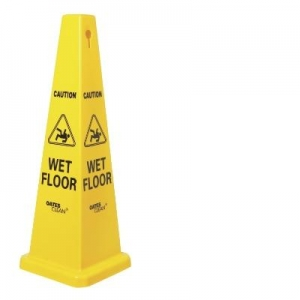 Oates Large Caution Wet Floor Cone - Click for more info