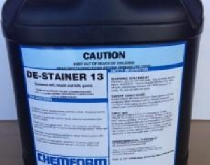 De-Stainer #13 750Ml 6 Bottles     Ctn - Click for more info