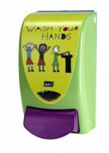 Deb Proline Dispenser 1Ltr  Now Wash Your Hands - Click for more info