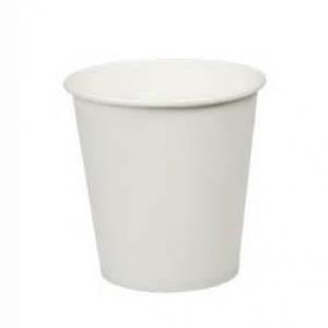 Plain White 4Oz  Water Cup 2000/Ctn