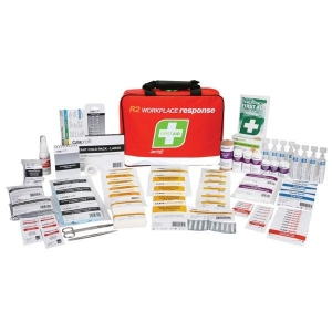 First Aid Kit R2 Work Place Response Soft Pack - Click for more info