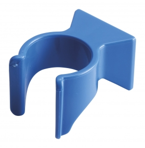 Flat Mop Trolley Hook Blue Oates - Click for more info