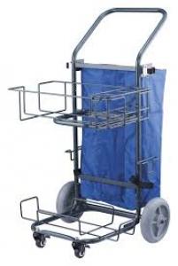 Compact Flat Mop Trolley Mkii