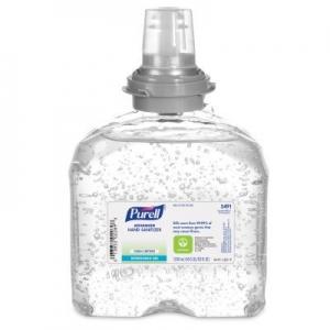Purell Antiseptic Gel 1.2Lt Pod X 4 / Ctn