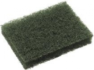 No. 721 Heavy Duty Griddle Pad Green w150 x d110 x h20mm - Click for more info