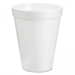 Costwise Foam Cup 8Oz/266Ml 25/Sleeve  40 Sleeves
